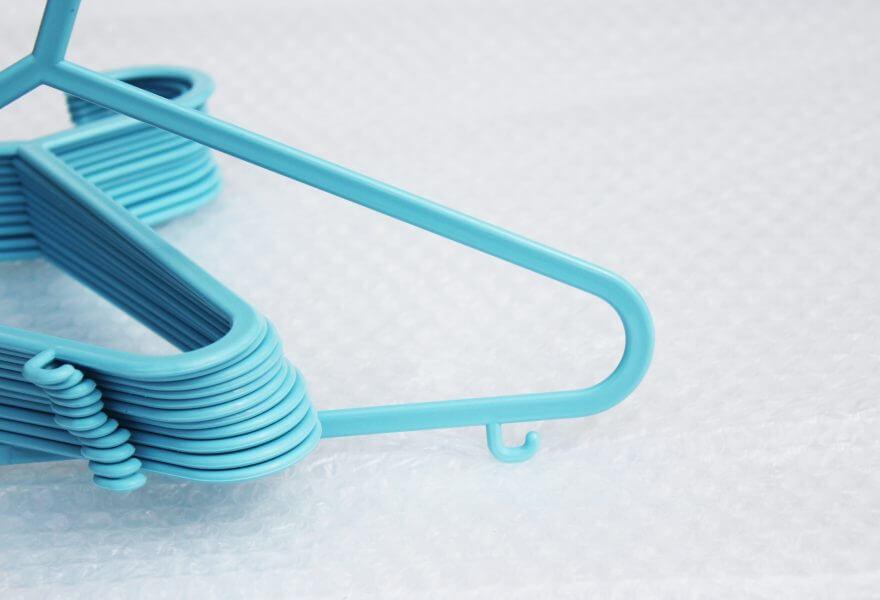 Blue Baby Hanger
