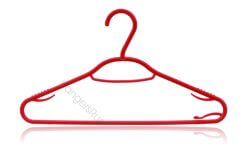 Red Color Range Hanger