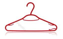 Red Color Range Hanger