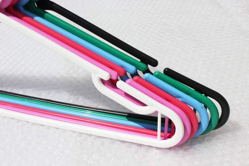 Multi color Jumbo Hangers
