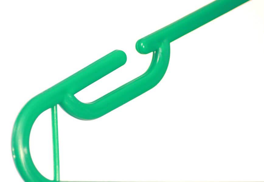 Green Heavy Duty Jumbo Hanger