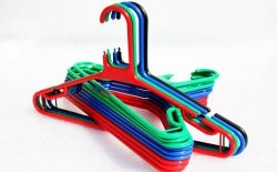Multi color Super Jumbo Hangers