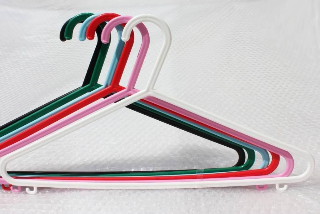 Multi color hangers