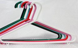Multi color hangers