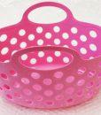 Baby Pink Basket