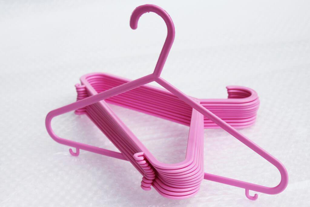 Baby Pink Hanger