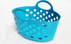Teal Basket