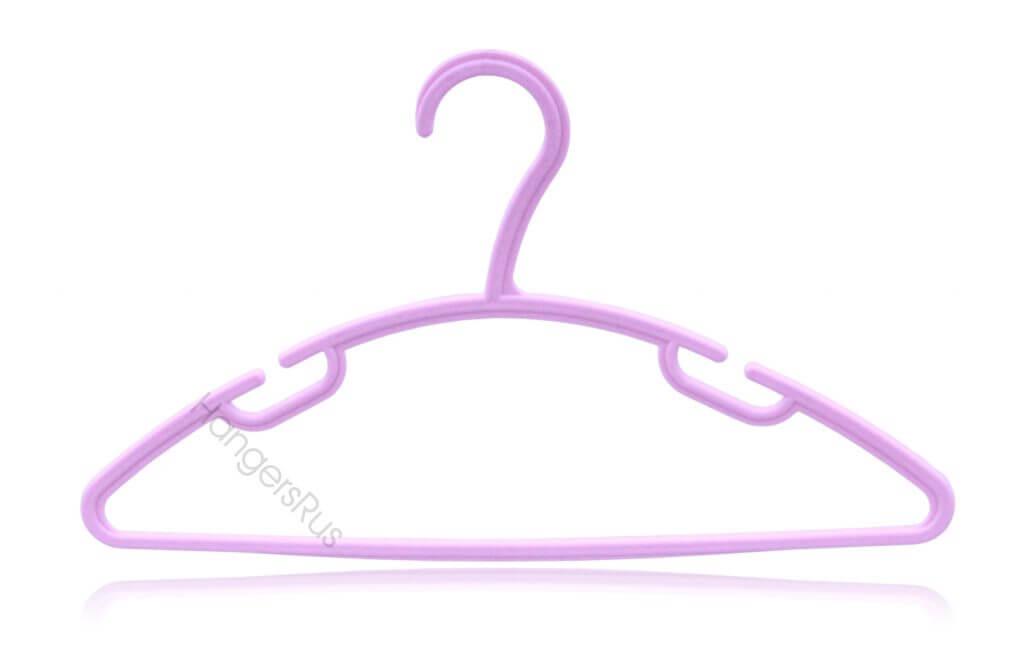 Pink Half moon baby hanger