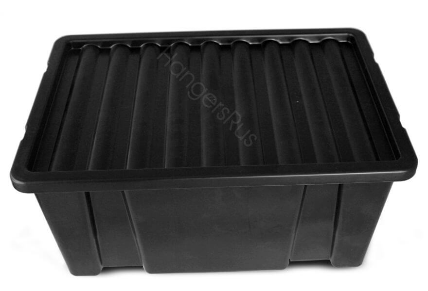Black Storage Box