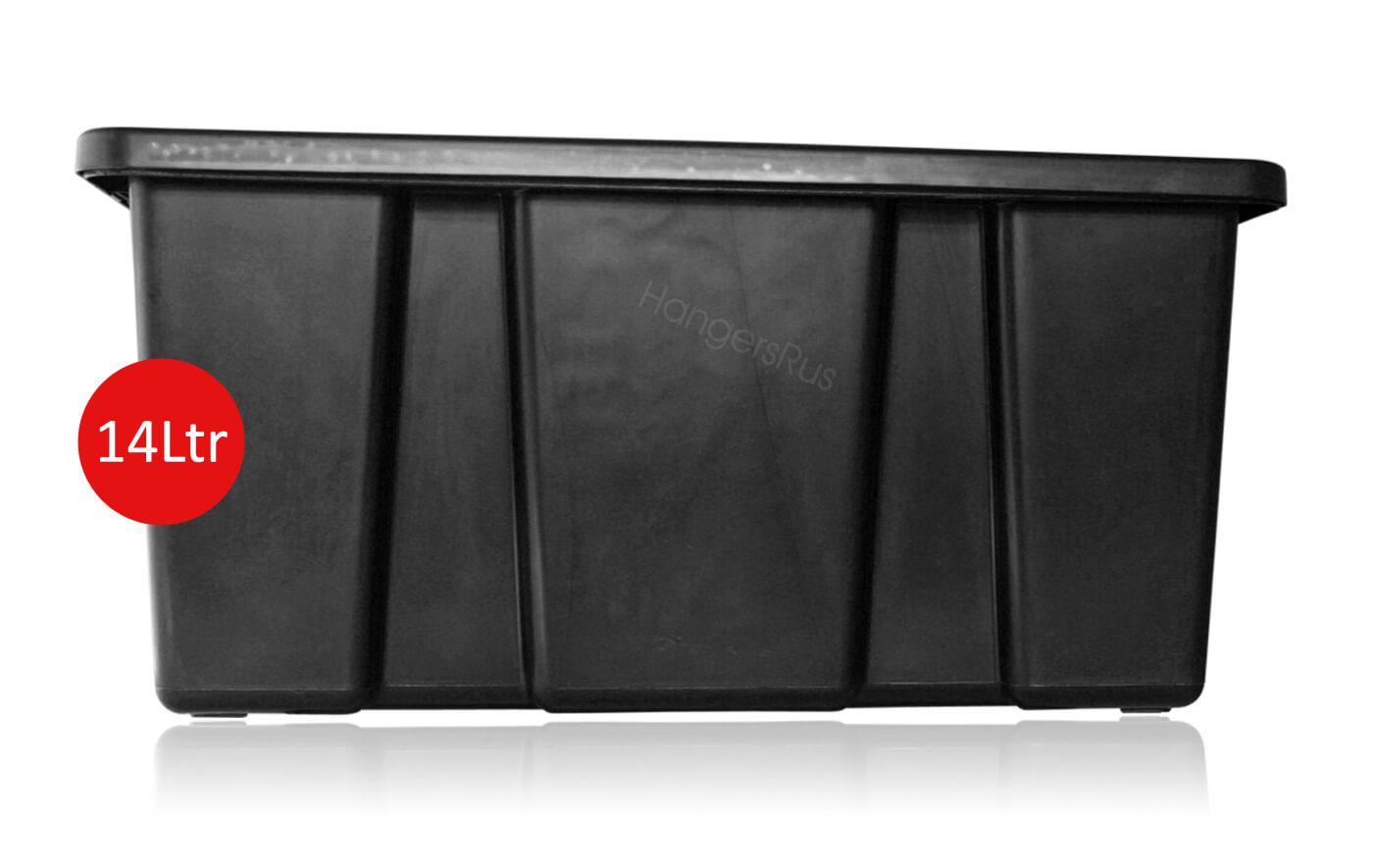 Black Storage Container Listitdallas